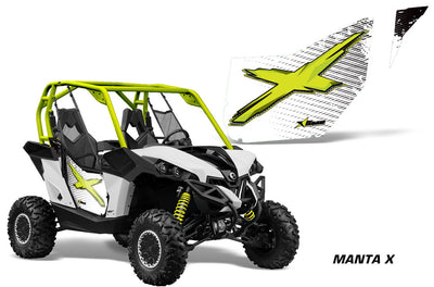Can Am Maverick 2-Door Graphics - OEM Designs