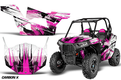 Carbon X in Pink Design
