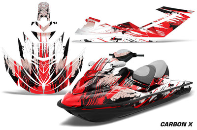 Sea Doo RXT Watercraft Graphics (2005-2009)