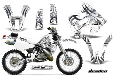 Deaden in White Design