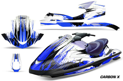 Yamaha Wave Runner Graphics (2002-2005)