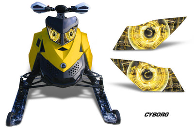 Cyborg Yellow