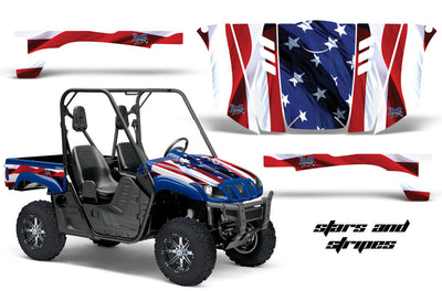 Stars & Stripes No Color Option
