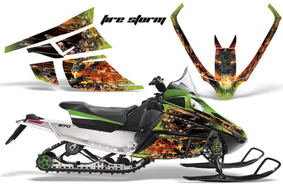 Firestorm in Green Design