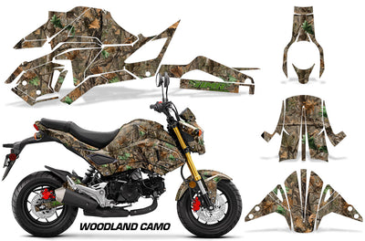 Woodland Camo - NO COLOR OPTION (2017-2018)