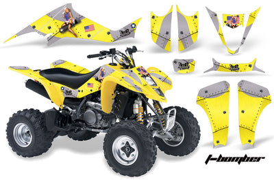 Bomber - Yellow Design