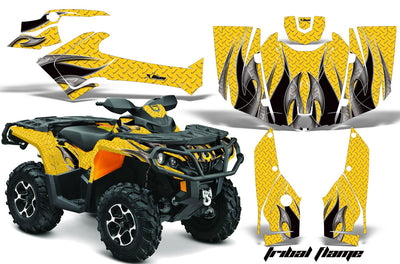 Can-Am Outlander 800R / 1000 XT XT-P DPS SST G2 Graphics Kit (2012-2016)