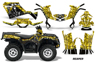 Can Am Outlander 400 Graphics (2009-2014)