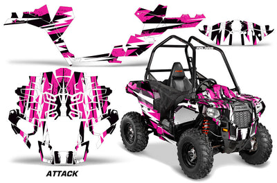 Attack - In Pink Design for the New Sportsman Ace