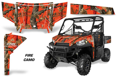 Fire Camo - No Color Option