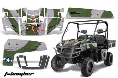 Polaris Ranger XP 700 Graphics (2009-2010)