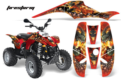 Firestorm - Red Design