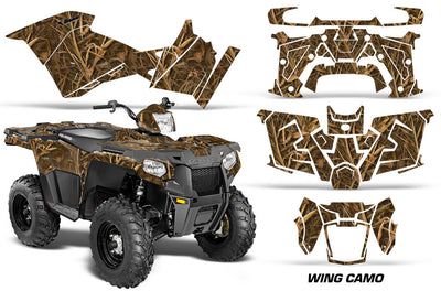Wing Camo - No Color Option