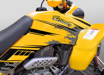 Racer X Yellow & Black