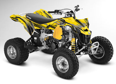 Racer X in Yellow