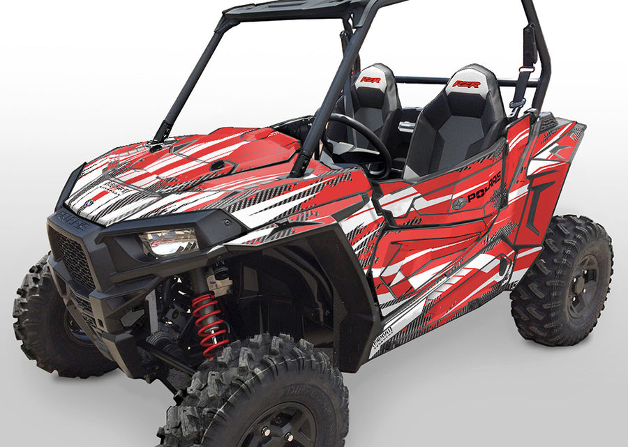 Polaris RZR, General & Ranger Graphics Tagged