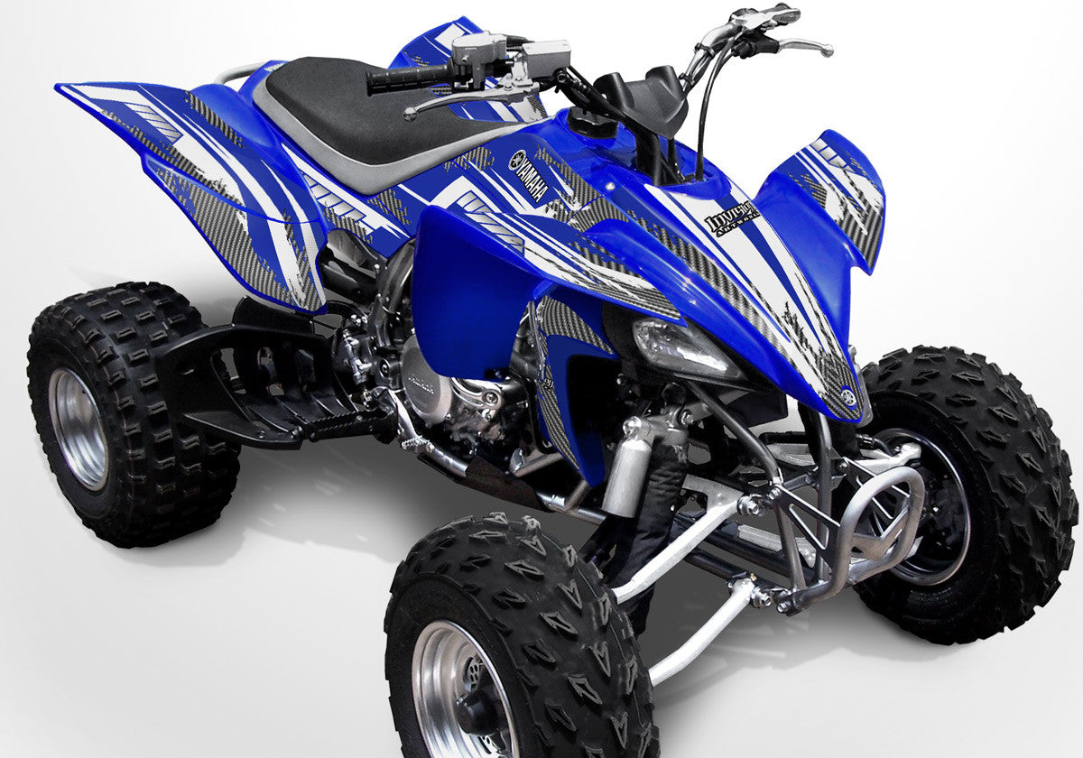 Yamaha yfz450 graphics available in over 100 designs invision atv motocross utv graphics