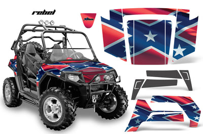 Rebel Flag NO COLOR OPTIONS