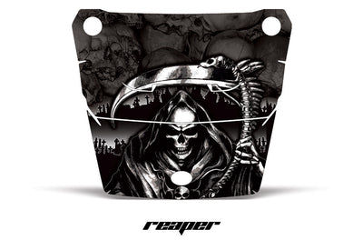 Reaper - Black Background on a RZR1000
