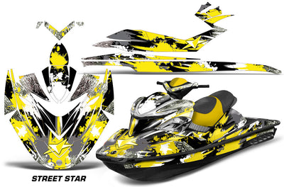 Street Star - Yellow Design