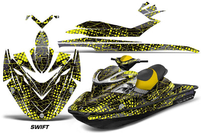 Swift - Yellow Design