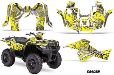 Deaden - Yellow Design