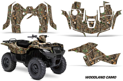 Woodland Camo - No Color Option