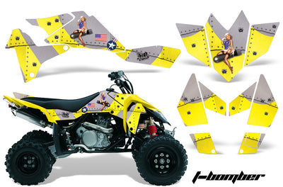 T- Bomber in Yellow Design