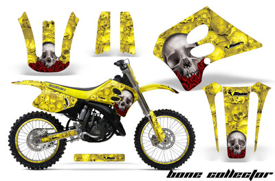 Bone Collector - Yellow Background