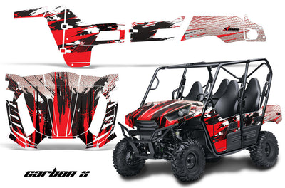 Carbon-X  - Red Design