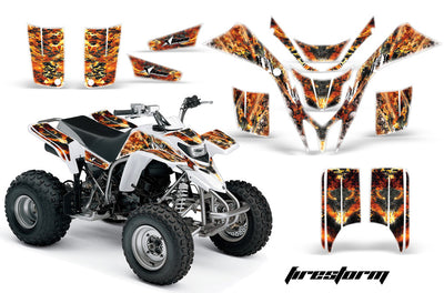 Firestorm - White Design