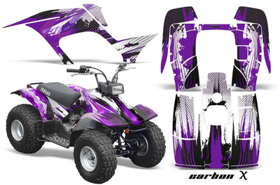 Carbon X - Purple Design