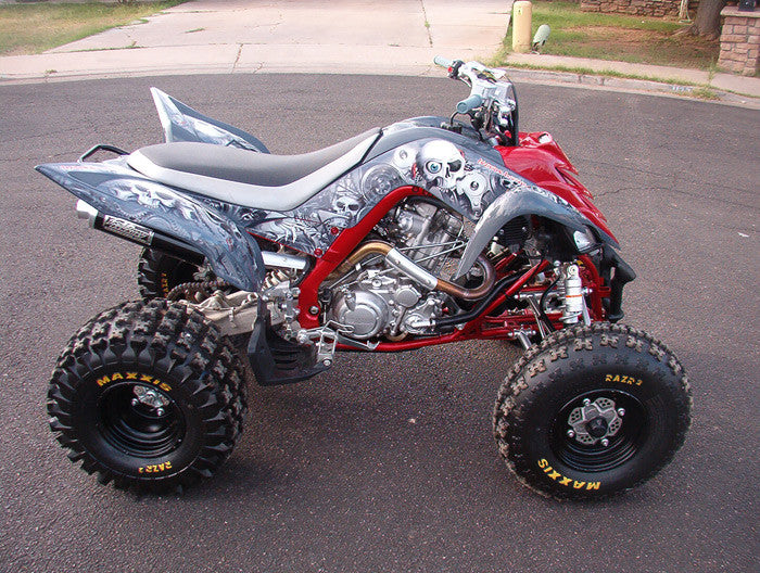 Yamaha Raptor 660 Graphics Kits Over 100 Designs