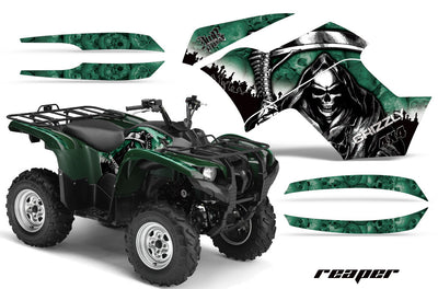 Reaper - Green Background