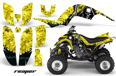 Reaper - Yellow Background