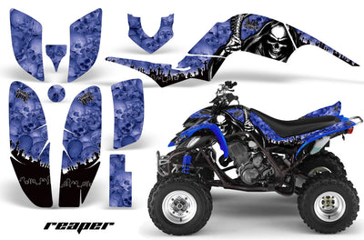 Reaper - Blue Background