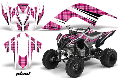 Racing Plaid - Pink Design