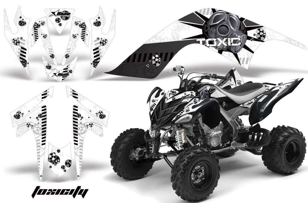 On Fire by Invision Artwork Details about  /Yamaha Raptor 700 Graphics 2013 /& Later