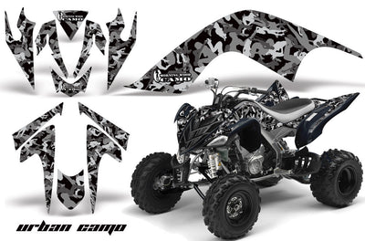Urban Camo Girl - Black Design