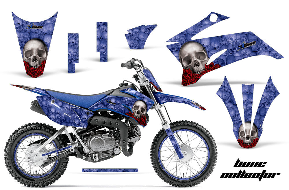 Yamaha TTR110 Graphics Kits - Over 100 Designs to Choose From ...
