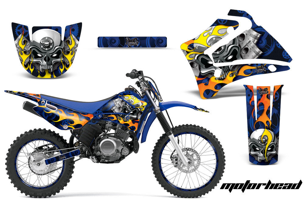 Yamaha TTR125 Graphics Kits - Over 100 Designs to Choose From ...