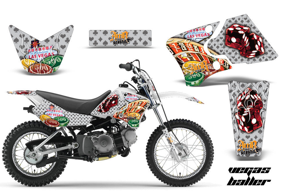 Yamaha Ttr90 Graphics Kits Over 85 Designs To Choose From