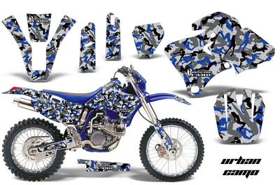 Yamaha WR 426 Graphics