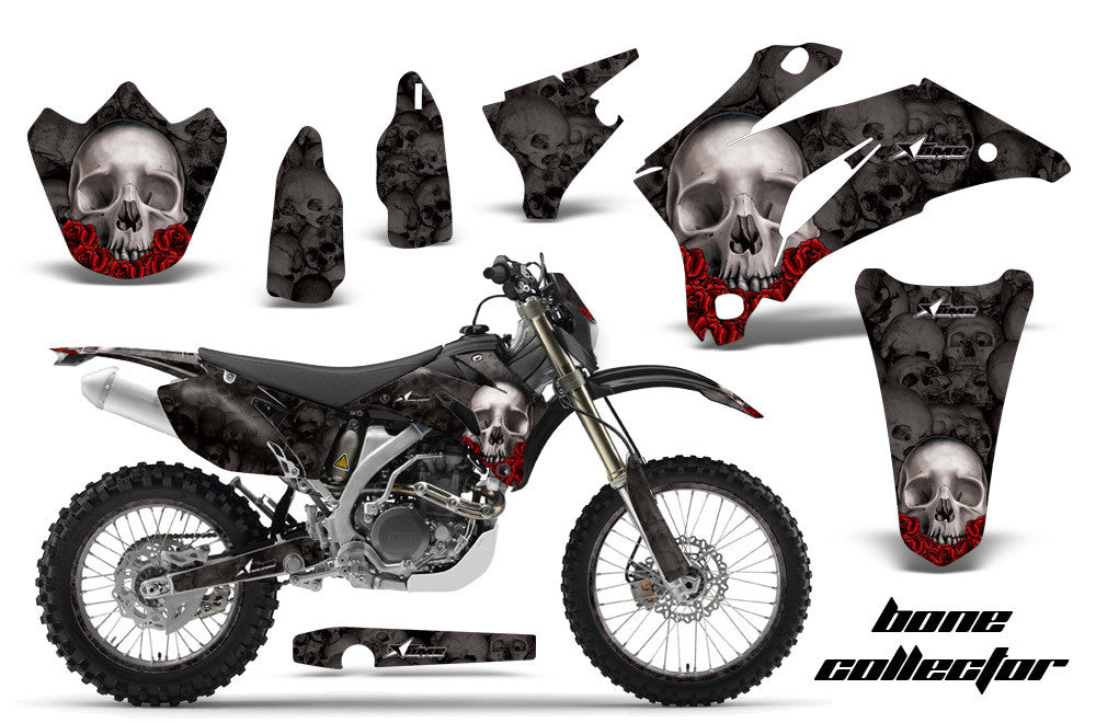 yamaha wr250f graphics kits over 100 designs to choose from rh invisionartworks com