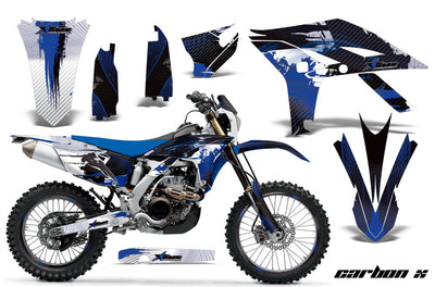 (2012-2015) Carbon X - Blue Design