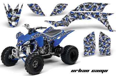 Urban Girl Camo - Blue Design