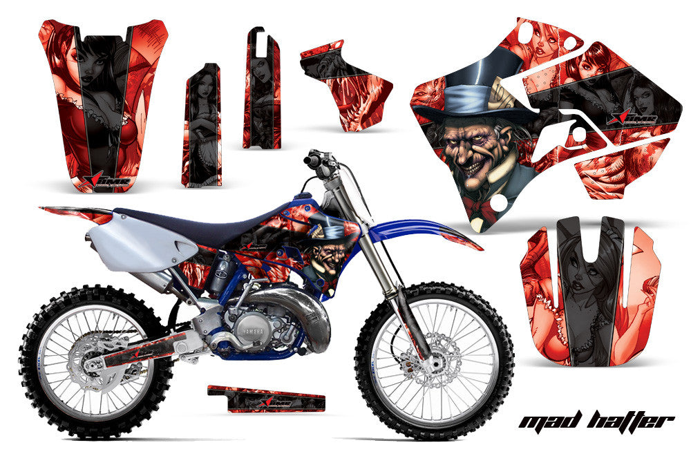 Yamaha YZ250 Graphics Kits - Over 80 Designs to Choose From ...