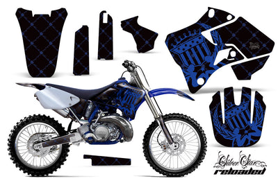 Yamaha YZ 125 Graphics (1996-2001)