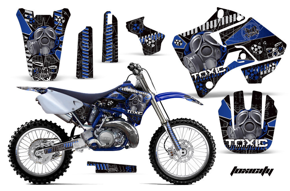 Yamaha Yz125 Graphics Kits Over 80 Designs To Choose From Invision Artworks Powersports Graphics