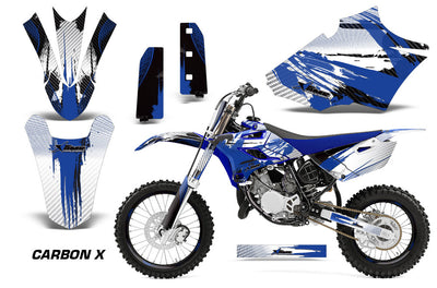 Carbon X - Blue Design